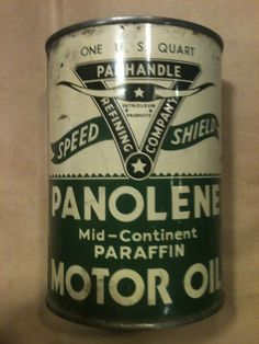 Wanted if you have one post a comment Petroliana Gas Oil can