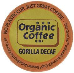 Organic Coffee Company Dark Roast Single Serve for Keurig, French Roast, 12 Ct, Multicolor Tea Gifts, Coffee Gifts, Coffee Drinks, Coffee Company, Coffee Shop, Single Serve Coffee, Coffee Health Benefits, Coffee Pods, Coffee Coffee