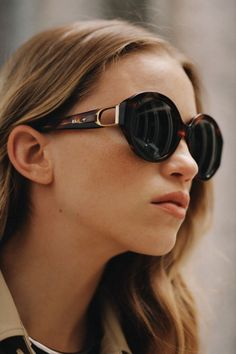 Our Antibes sunglasses, part of the Ralph Lauren Stirrup Collection, masterfully pair exquisite, classic detailing with a modern aesthetic. Discover more accessories from Collection Pre-Fall 2021. Ralph Lauren Collection, Pairs, Glamour, Silhouette, Sunglasses, Elegant, Classic, Antibes, Instagram