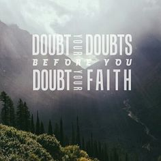 This has always been my favorite conference quote. Once you acquire faith in the gospel Satan will try anything to get you to start doubting it. In these times we need to hold fast to our beliefs and be immovable. If we do the Lord will surely bless us.   #generalconference #conference #conferencequotes #lds #mormon #inspiringquotes #elderutchdorf #dieterfutchdorf #generalauthourity #12apostles #quotes #quotestoliveby  #hisday #faith #hope #vhsweeptheearth #sharehisgoodness by…