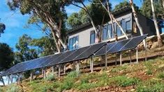 Living Off The Grid is managing alternative energy systems, living more simply, and learning the best ways to conserve resulting in lowering your carbon footprint - www. Solar Energy For Home, Solar Power Energy, Solar Equipment, Solar Electric System, Used Solar Panels, Electricity Bill, Solar Installation, Off The Grid, Carbon Footprint