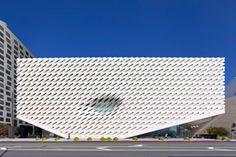 ロサンゼルスに The Broad Museum が登場