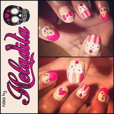 Nails By Heladita © - Sweet Nails