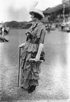 Longchamp, 1914