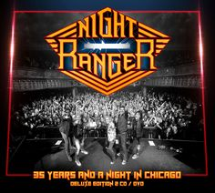 Night+Ranger+Release+Live+Video+From+Upcoming+Album+'35+Years+and+a+Night+in+Chicago'
