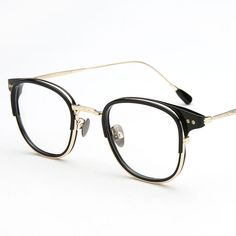 Metal Arm Glasses
