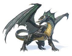 dragon negro - Buscar con Google