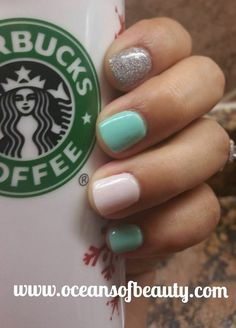 No lamps needed lasts The post & EZdip Gel Powder. No lamps needed lasts appeared first on nageldesign. Fancy Nails, Cute Nails, Pretty Nails, Shellac Nails, Nail Polish, Diy Gel Nails, Acrylic Dip Nails, Shellac Nail Designs, Teal Nails