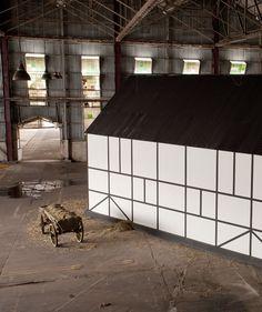 ⇑⇑⇑ Elmgreen and Dragset, German Barn