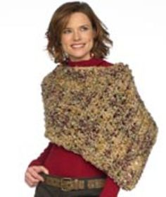The Best Ponchos to Crochet for Fall – 30 free patterns – Grandmother's Pattern Book