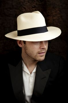 Love the hat...V