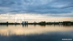 Evening sky during sunset over Herastrau lake in Bucharest, Romania. Get 10 free images by registering 1 month free trial. #adobestock #peacefulhunter #lakeview #bucharest #romania #administration #urban #life #travel Bucharest Romania, Seen, Evening Sky, Silhouette, Urban Life, 1 Month, Lake View, Marina Bay Sands, Free Images