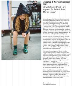 Kid's Wear Magazine. November 2014. Chapter 2 SS15 preview.  http://www.kidswear-magazine.com/diary/chapter-2/  chapter2kids.com