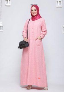 Model Baju Gamis Untuk Ibu2 Model Baju Muslim Wanita
