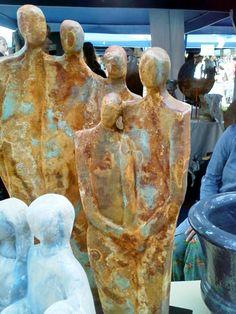 ARTE + ESCULTURA, Maritza Mendoza, clases de manualidades, venta de materiales.