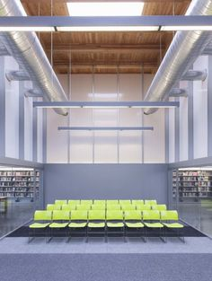Gallery Of 8 Exemplary Libraries Selected As Winners 2017 AIA ALA Library Building Awards