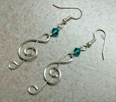 #116 Silver plated earrings