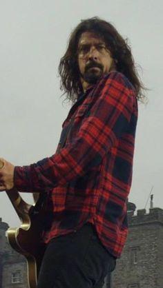 Dave Grohl at Slane Castle Ireland