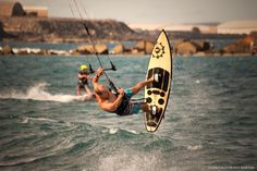 KiteSurf (El Burrero) by Gonzalo Royo on 500px
