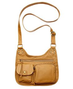 American Rag Handbag, Flat Pocket Crossbody - Handbags & Accessories - Macy's