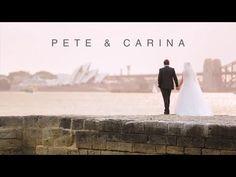 Pete & Carina // Wedding Highlight Video // Sergeants' Mess / Sydney - YouTube