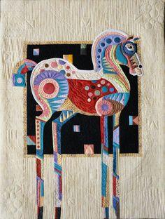 Horseplay- Elsie Montgomery