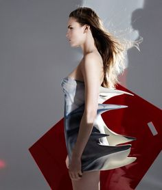 Modeconnect.com - Daily News - 15-9-2014 – The last of the radicals: Colin McDowell praises the toughtful approach of @ husseinchalayan, London 'only really radical fashion designer' - via - The Business of Fashion