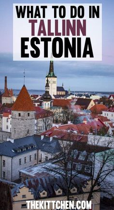 A simple Google search for Estonia was all it took on convince me to add Tallinn to our winter travel itinerary. Click to get inspired to visit this beautiful city! #europe ***** Europe travel | Europe destinations | Estonia travel | Tallinn travel | Things to do in Tallinn | What to do in Tallinn | Tallinn Estonia | Tallinn Estonia Old Town