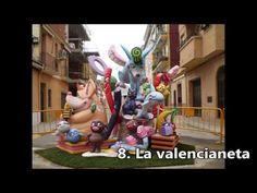 ▶ Música Fallera - Valenciana - Pasodobles populares - YouTube
