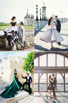 Timeless Love! 16 Classic Pre-Wedding Photos That Will Never Go Out Of Style!