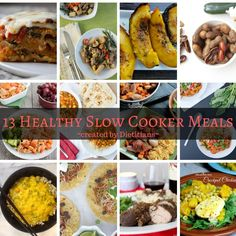 13 Healthy Slow Cook