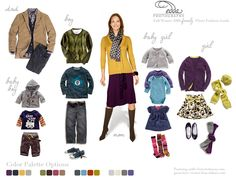 what to wear fall family photo family fashion guide Family Portrait Outfits, Fall Family Portraits, Family Picture Outfits, Beach Portraits, Family Photos What To Wear, Fall Family Pictures, Family Pics, Holiday Pictures, Family Posing