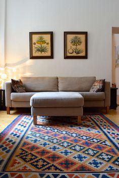 Same Berlin apartment. I am thinking I need this ikea sofa!