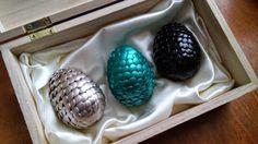 DIY Game of Thrones Dragon Eggs