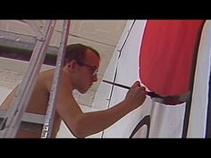 From 1982: Keith Haring - YouTube