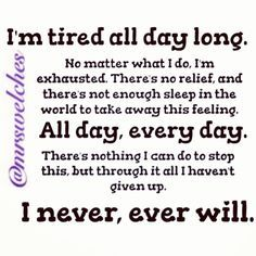Trying to keep it together, but I seem to be getting up a little slower each time life knocks me down these days.