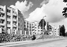 Bildergebnis für snake house helsinki käpylä architektur Helsinki, Finland, Multi Story Building, Places, Snake, Buildings, House, Teaching, Architecture
