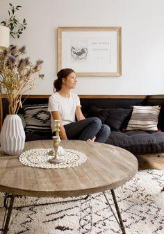 Tapis | Une tapis pour votre salle. #tapismoderne #tapisoriginal #designinterieur magasinsdeco.fr/
