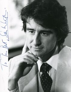 If there's any business that instructs you in by Sam Waterston ...