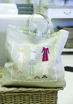 Burlap, Cross Stitch, Reusable Tote Bags, Wallpaper Stickers, Punto De Cruz, Hessian Fabric, Seed Stitch, Cross Stitches, Crossstitch