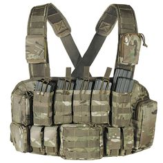 Voodoo Tactical Chest Rig With Molle