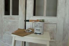 Pintar las puertas de tu hogar con chalk paint Hemnes, House Stairs, Furniture Makeover, Chalk Paint, Diy And Crafts, Ikea, My House, Doors, Painting