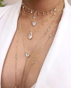 Ideas Jewerly Handmade Bijoux For 2019 Cute Jewelry, Body Jewelry, Wedding Jewelry, Girls Necklaces, Jewelry Necklaces, Jewellery, Women's Accessories, Accesorios Casual, Sea Glass Jewelry