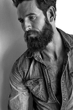 There is something about a good Beard that makes the eyes so much more significant. KULT MODELS : CLAYTON PYLE model: CLAYTON PYLE C/O KULT MODELS