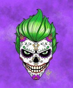 Joker Drawings, Cartoon Drawings, Cartoon Art, Comic Book Characters, Comic Books Art, Comic Art, Joker Art, Cartoon Profile Pictures, Best Street Art