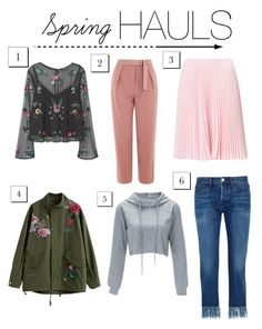 """""""Untitled #29"""" by hrkxx on Polyvore featuring MANGO, Topshop and 3x1"""