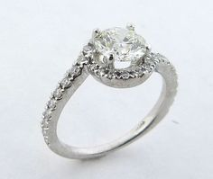 BEAUTIFUL engagement ring to fit on a tiny finger