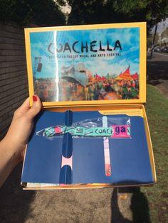 Coachella ticket arrived