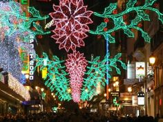 christmas windows in spain 2014 - Google Search