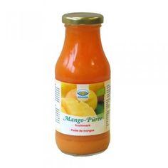 Био пюре от манго 250 мл | Био сокове | MaxLife
